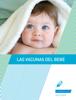 Stamboulian Servicios de Salud - Las vacunas del bebГ© ilustraciГіn