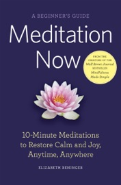 Meditation Now A Beginner S Guide 10 Minute Meditations To Restore Calm And Joy Anytime Anywhere