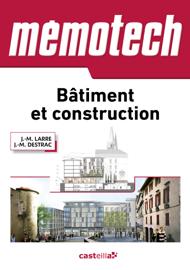 Bâtiment et construction - Bac Pro, BTS, DUT