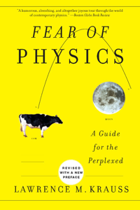 Fear of Physics Copertina del libro