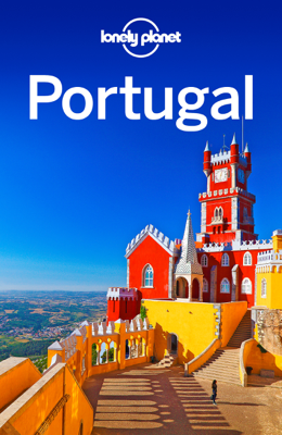 Portugal Travel Guide - Lonely Planet book