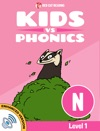 Learn Phonics N - Kids Vs Phonics