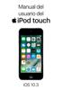Apple Inc. - Manual del usuario del iPod touch para iOS 10.3 ilustraciГіn