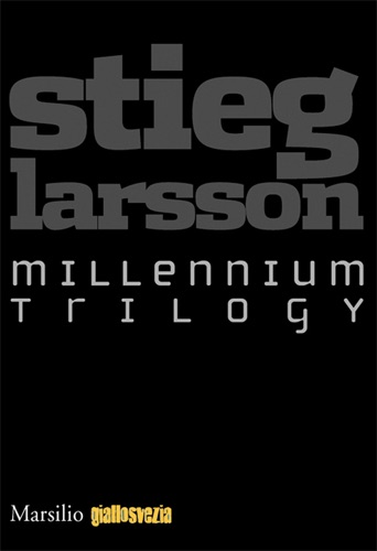Stieg Larsson - Millennium Trilogy