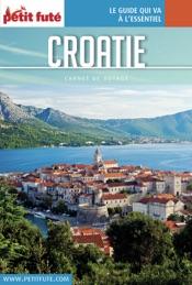 Croatie 2017/2018 Carnet Petit Futé