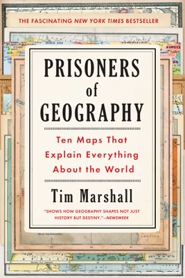 Prisoners of Geography - Tim Marshall book