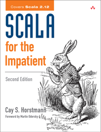 Scala for the Impatient, 2/e