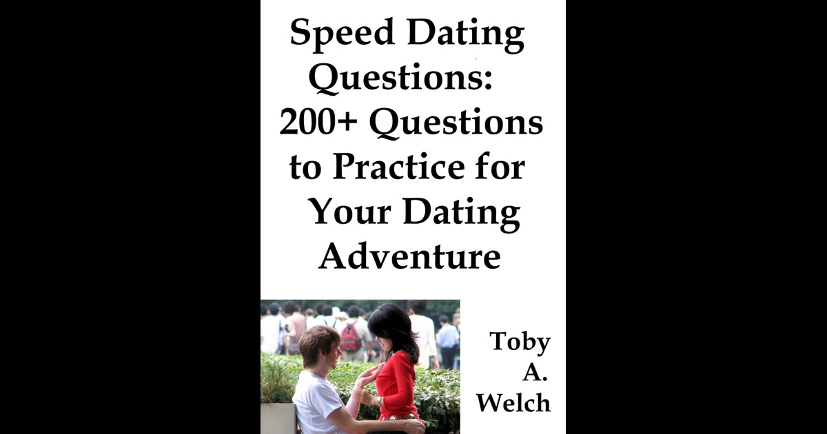 speed dating first question Speed dating - first date/meetup after event my question is, if u meet up with someone that you met speed dating, is the first time u meet a date or not.