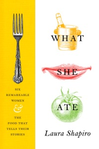 What She Ate Book Cover