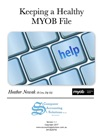 Keeping A Healthy MYOB File