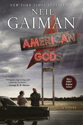 American Gods: The Tenth Anniversary Edition - Neil Gaiman book