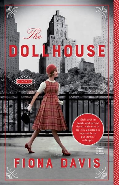 The Dollhouse - Fiona Davis book cover