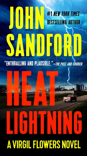 John Sandford - Heat Lightning
