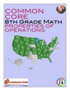 Common Core 8th Grade Math - Properties Of Operations