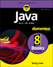 Java All-in-One For Dummies book