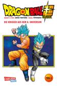 Dragon Ball Super, Teil 1