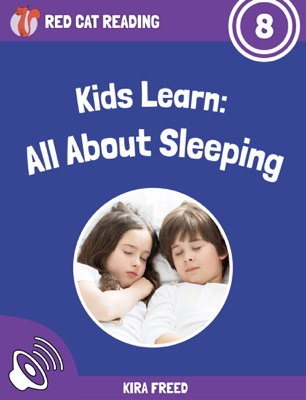 Kids Learn: All About Sleeping