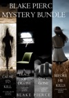 Blake Pierce Mystery Bundle Before He Kills Cause To Kill Once Gone And A Trace Of Death