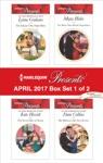 Harlequin Presents April 2017 - Box Set 1 Of 2