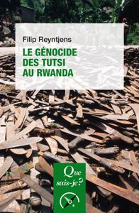 Le génocide des Tutsi au Rwanda La couverture du livre martien