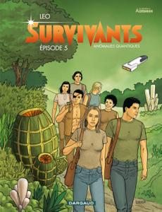 Survivants – Episode 5 La couverture du livre martien