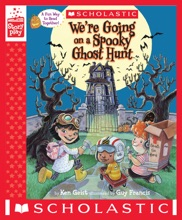 We're Going On A Spooky Ghost Hunt (A StoryPlay Book)