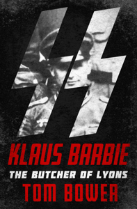 Klaus Barbie Book Cover