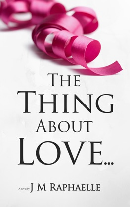 The Thing About Love... image
