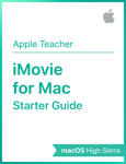 iMovie for Mac Starter Guide macOS High Sierra