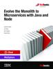 Sandro De Santis, Luis Florez, Duy V Nguyen & Eduardo Rosa - Evolve the Monolith to Microservices with Java and Node artwork