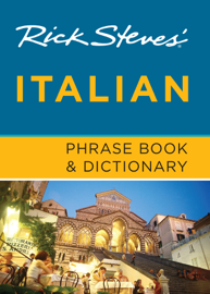 Rick Steves' Italian Phrase Book & Dictionary book
