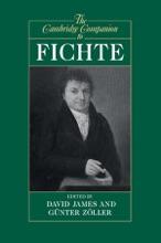 The Cambridge Companion To Fichte