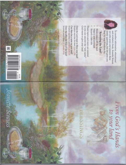 From God's Hands to Your Land by Jeanette Strauss on Apple Books