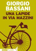 Una lapide in via Mazzini