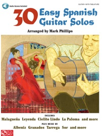 30 Easy Spanish Guitar Solos