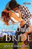 Ann B. Harrison - The Sheriff's Mail Order Bride  artwork