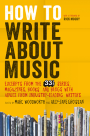 How to Write About Music book