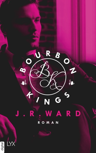 Bourbon Kings - J.R. Ward book cover