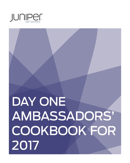 Day One: Juniper Ambassadors' Cookbook 2017 by Nick Ryce on Apple Books