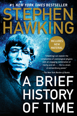 Stephen Hawking - A Brief History of Time book