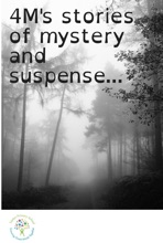4M's Stories Of Mystery And Suspense...