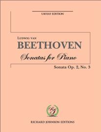 Beethoven Piano Sonata No. 3 Op 2 No 3