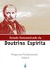 ESTUDO SISTEMATIZADO DA DOUTRINA ESPÍRITA - FEB Editora
