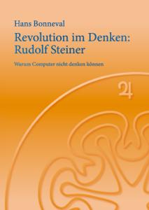 Revolution im Denken: Rudolf Steiner Buch-Cover