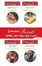 Harlequin Presents April 2017 - Box Set 2 Of 2