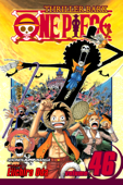 One Piece, Vol. 46 Book Cover