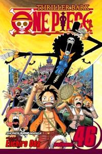 One Piece, Vol. 46 Book Cover