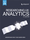 Researching UX Analytics