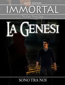 Nolan Sinclair La Genesi Libro Cover