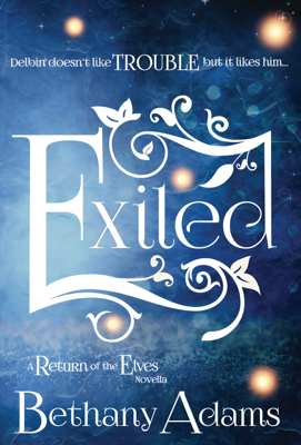 Exiled - Bethany Adams book